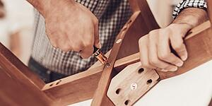 Building Wooden Furniture