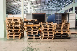 Eco-Friendly Pallet Production