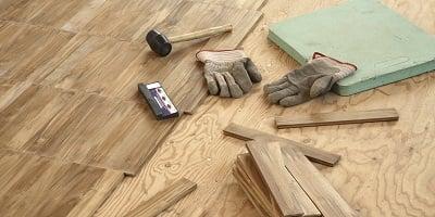 Squeaky Subfloors Flooring