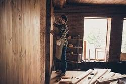 Interior Timber Cladding