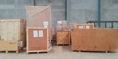 Crating Boxes Shipping