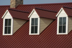 Easy Metal Roofing Install