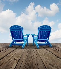 Adirondack Summer Furniture