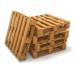 Pallet Compost Holders Sustainable