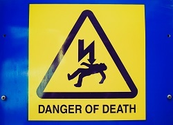 Jobsite Danger Accident