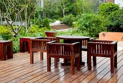 Lasting Outdoor Furniture Construction