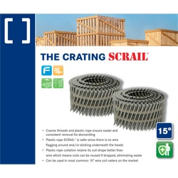 Crating Scrail