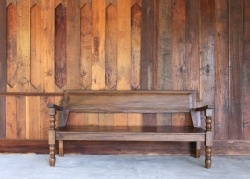 wood furniture construction