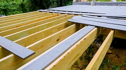 High Quality Deck Building