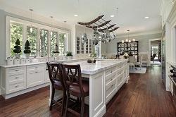 Luxury Kitchen Subfloor Flooring