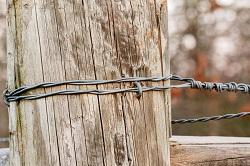 Fence Stapler