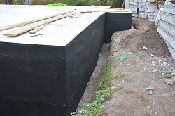Waterproofing Basement Construction