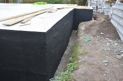 Waterproofing Basement Construction