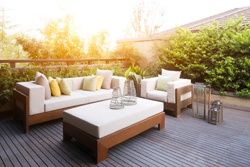 Building Outdoor Furniture