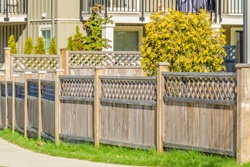Residential Fence Material